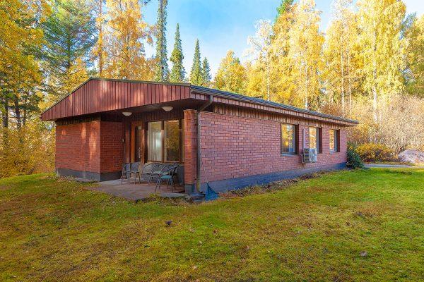 Aulangon Puistola - Aulanko Nature Reserve House